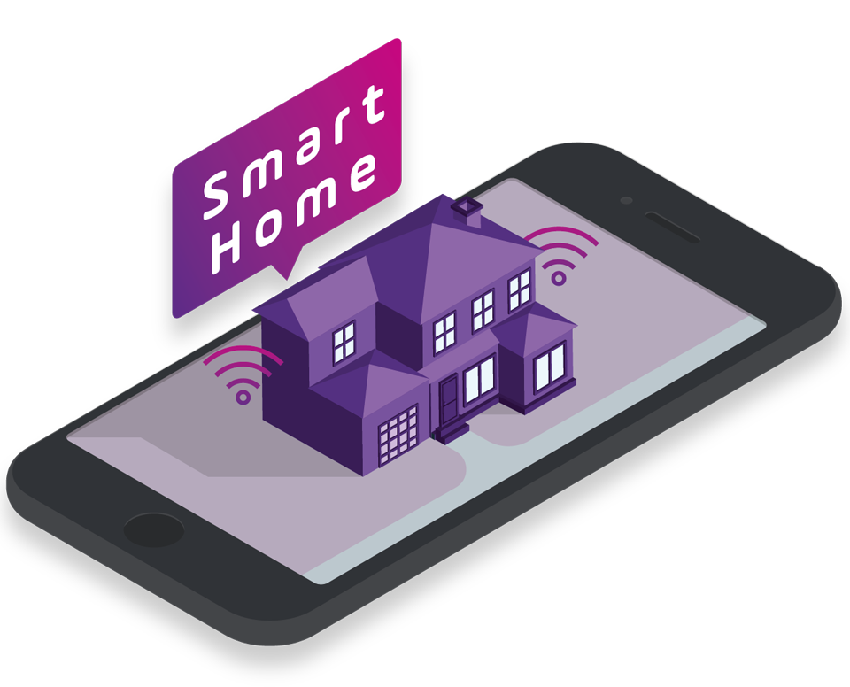 IoT PWA for smart homes