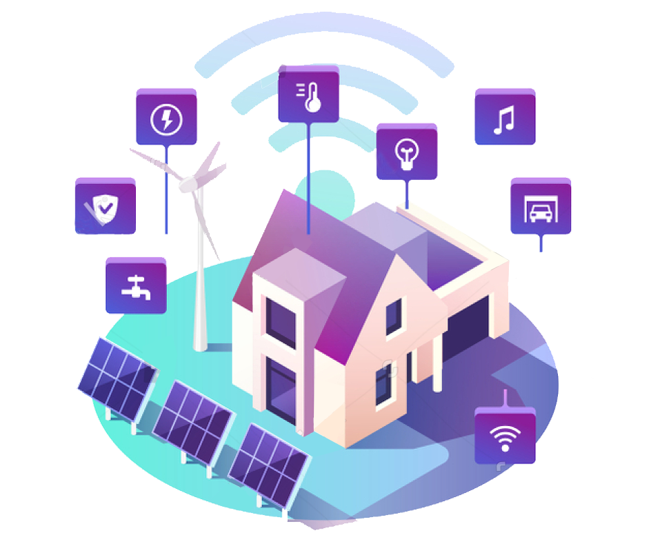 IoT PWA smart homes develpment company